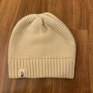 North face Purrl Stitch Beanie